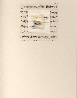 Elegant Happy Birthday Card